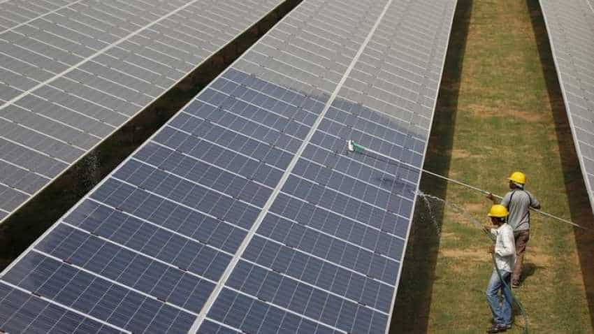 Government approves setting up of 12,000 MW solar power projects
