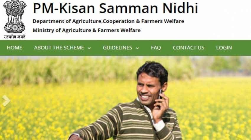 PM Kisan Samman Nidhi Yojana Online Portal, Official, Website: Check PMKSN Eligibility details at www.pmkisan.gov.in