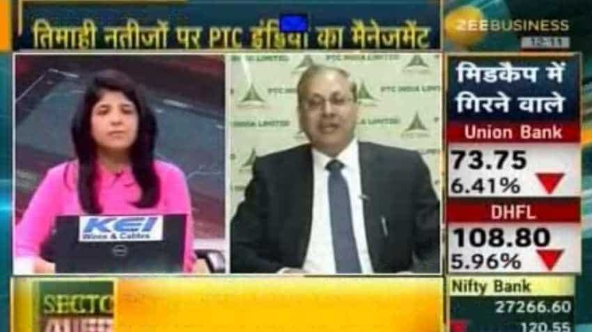 Looking for people who are interested in taking full ownership of PTC Energy Limited: Deepak Amitabh; PTC India