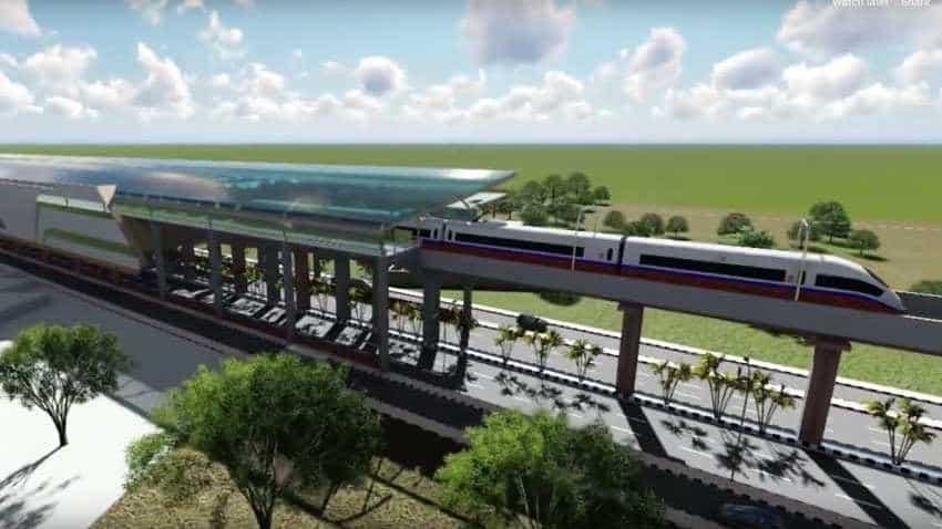 Big boost! Delhi-Ghaziabad-Meerut Regional high-speed rail corridor gets Rs 1400 crore