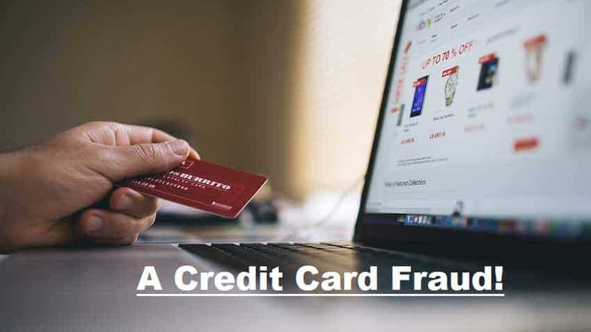 Credit card alert! This fraud can trap you even if the plastic is not stolen
