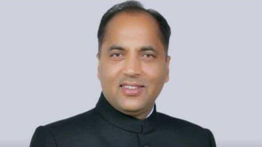 Himachal to implement 10 pc EWS quota, cut power tariff for irrigation: Chief Minister Jai Ram Thakur