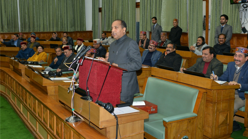 Ahead of LS polls, more focus on villagers in Rs 44,388-cr Himachal budget for 2019-20