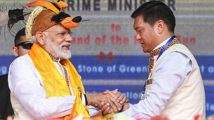 Neighbour blocking foreign investment to Arunachal: Pema Khandu