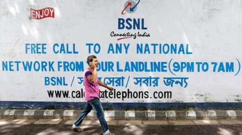 Bleeding BSNL cuts employee benefits - LTC,  medical expenses; mulls Rs 13,000 crore VRS for 35,000 staff