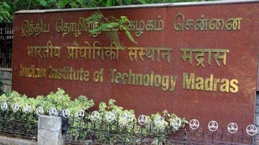 Proud moment for IIT Madras: Students bag first, third positions in UK India Social Innovation Challenge