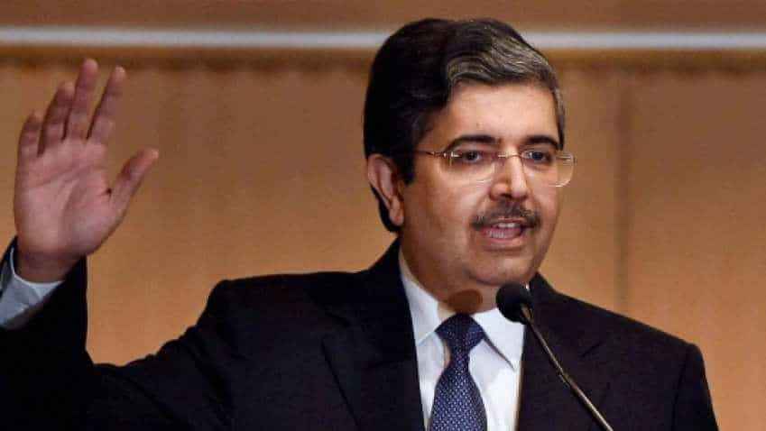 You just cannot afford to miss this Uday Kotak lesson on entrepreneurship