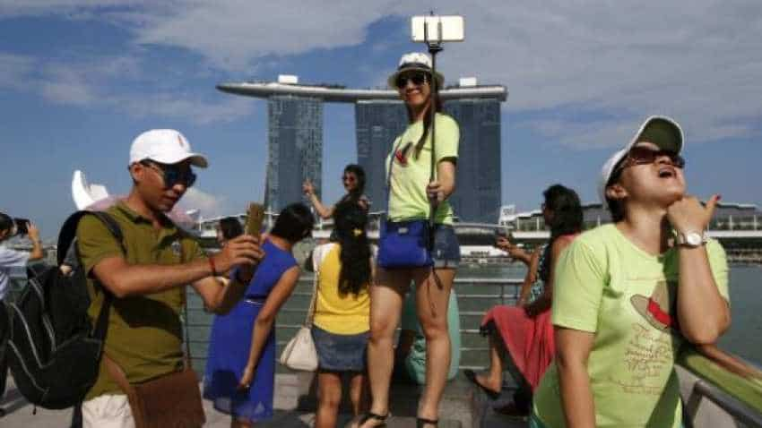 More tourists visit Singapore, but spending growth slows