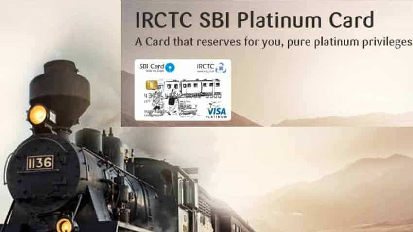 Booking Indian Railways ticket at IRCTC? Avail free train ticket using this SBI credit card at irctc.co.in