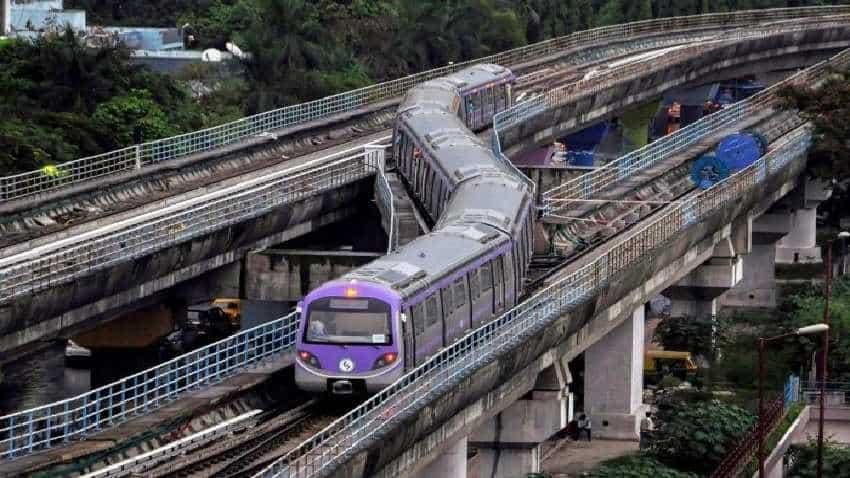 Kolkata Metro train disrupted, services hit between Dum Dum and Belgachia stations