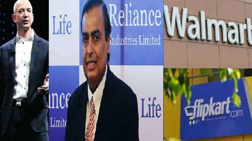 RIL vs Amazon vs Flipkart: Why Mukesh Ambani-led firm will be a clear winner in this e-commerce battleground