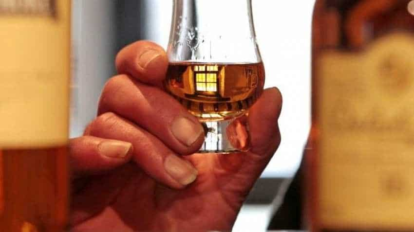 India helps drive up UK's Scotch whisky export boom