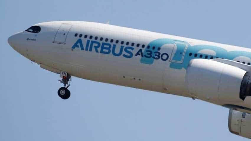 Airbus'' Q4 profits beat expectations, shares rise