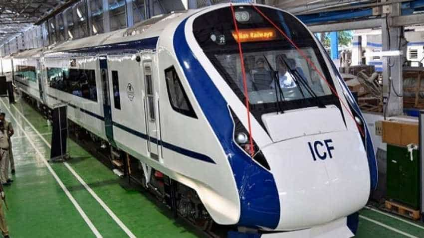 Train 18: India's 1st semi-high speed train set to roll, PM Narendra Modi to flag it off - All you need to know