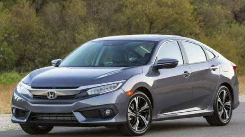 New Honda Civic bookings start; amount Rs 31,000