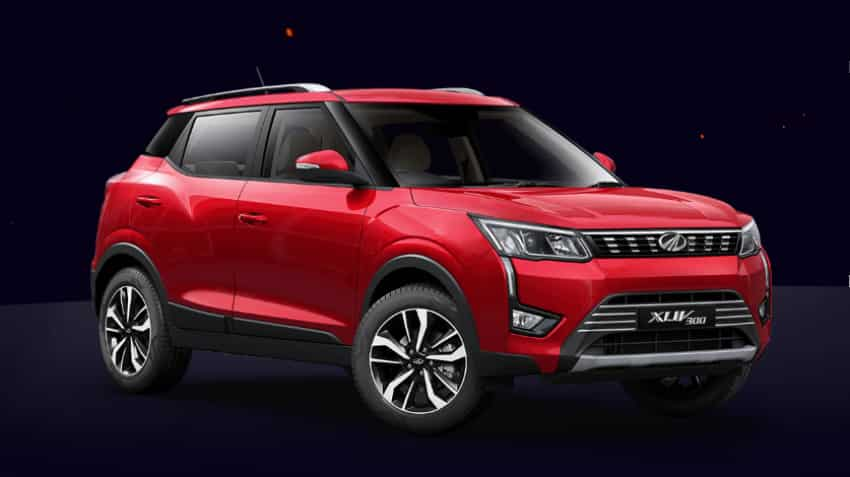 Mahindra XUV300 launched in India: Check price and features