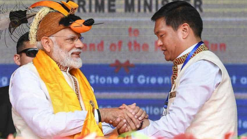Airport to come up in Tawang, says Khandu
