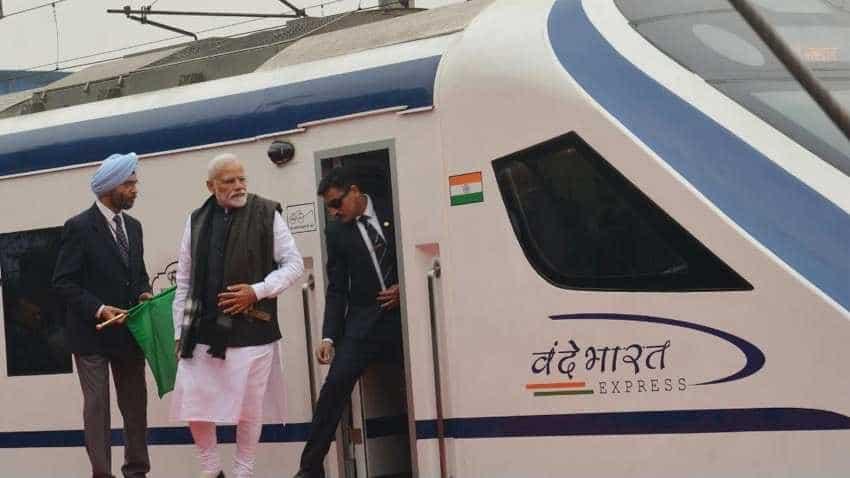 Vande Bharat Express: Indian Railways to manufacture 100 more Train 18 sets, says Piyush Goyal