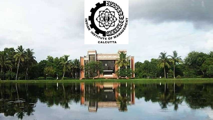 IIM Calcutta Placements 2019: Proud moment! 100% placed - Check salary packages