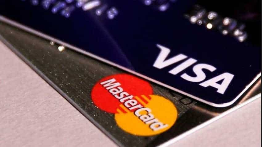 Visa, Mastercard mull increasing fees for processing transactions: WSJ