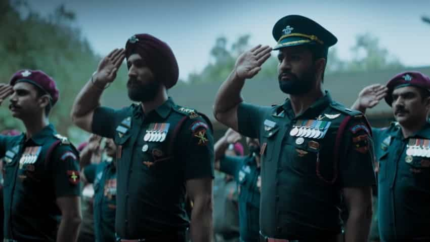 URI full movie box office collection till now: Vicky Kaushal's 'The Surgical Strike' heads to Rs 250 crore!