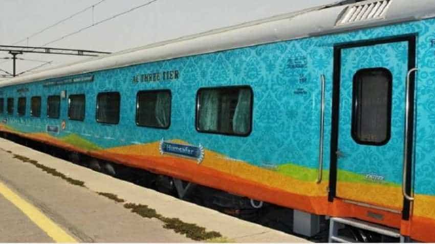 PM Modi flags off Nagpur-Pune Humsafar Express - Check route, other details