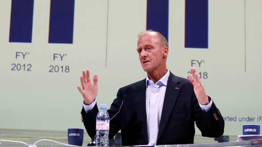 Airbus CEO Tom Enders tells Germany to reform arms policy for good of Europe