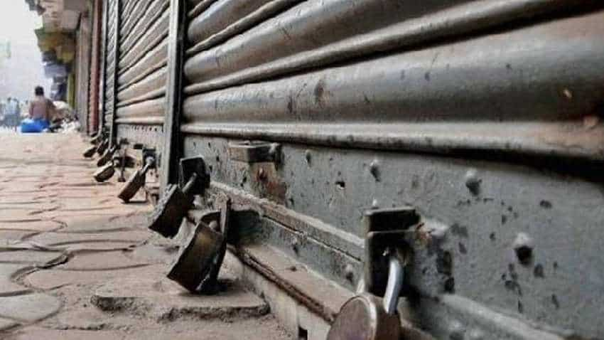 Bharat Bandh today - Prominent markets to remain closed in Delhi, UP, other states
