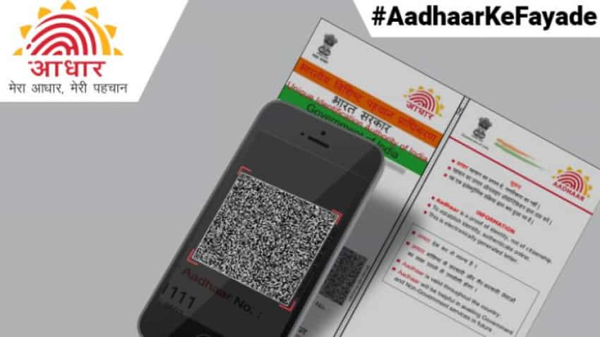 Is there an error in your Aadhaar card issued by UIDAI? Here is how to correct it online, using OTP and other methods