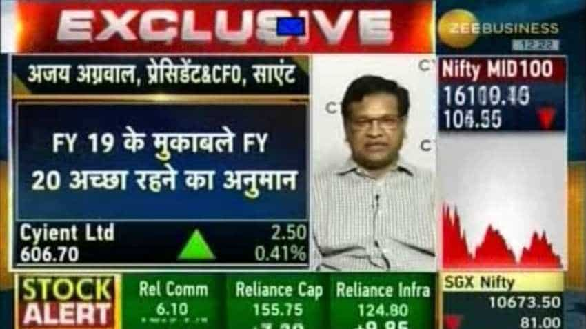 Third quarter remains silent in the West for Cyient: Ajay Aggarwal, CFO