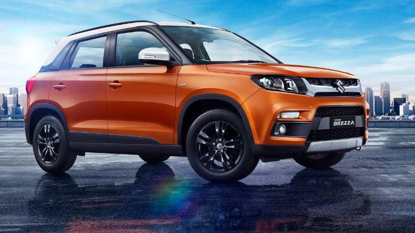 Sales record! Maruti Suzuki Vitara Brezza achieves this big feat