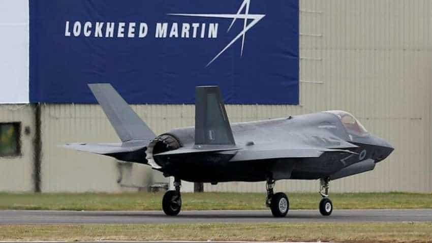 Aero India 2019: Lockheed Martin unveils new combat jet F-21