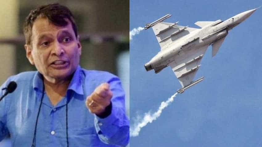 Aero India Show 2019: Seeking partnerships to make aircraft in India, says Suresh Prabhu