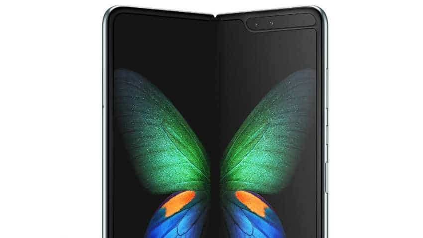 WATCH: Samsung Galaxy Fold unveiled, company looks to regain lost ground