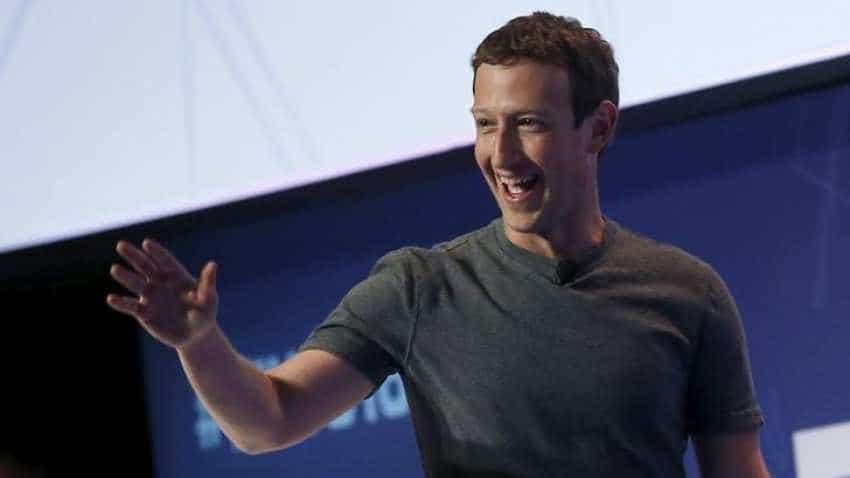 Facebook interested in Blockchain-based authentication, says Mark Zuckerberg
