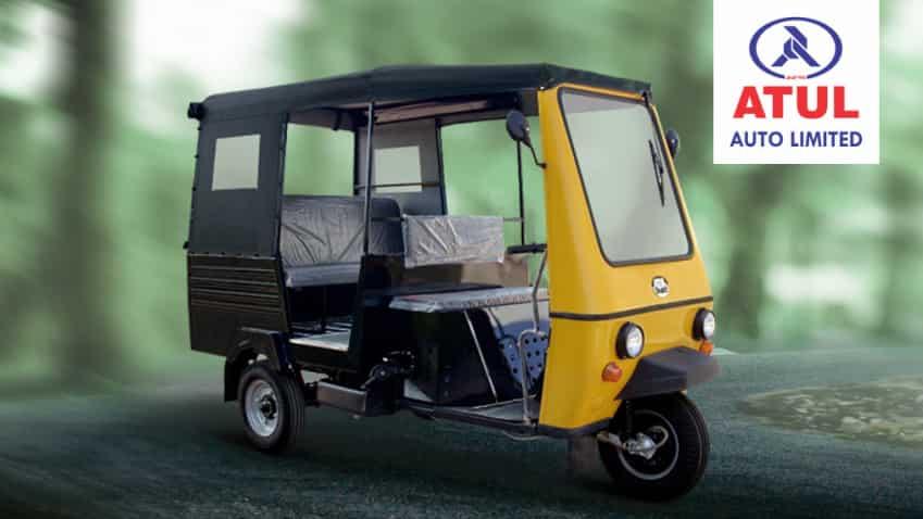 Hot stock! This rickshaw maker is next money making share