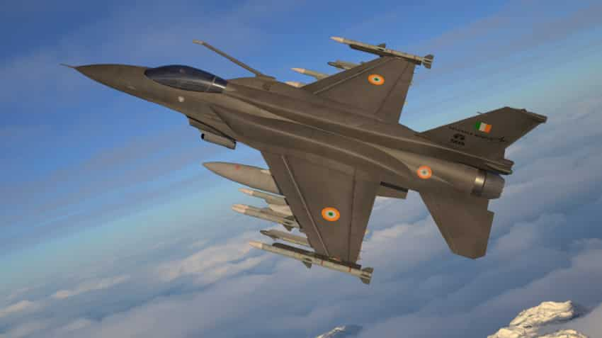 Lockheed Martin + Tata Advanced System tie-up gives wings to Make in India; Watch F-21 in action