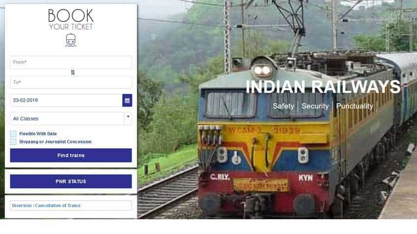 Booking Indian Railways train ticket with IRCTC at irctc.co.in? Do this for faster refund