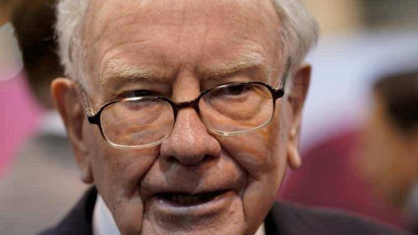 Warren Buffett owned Berkshire Hathaway posts $25 billion loss in last quarter of FY18