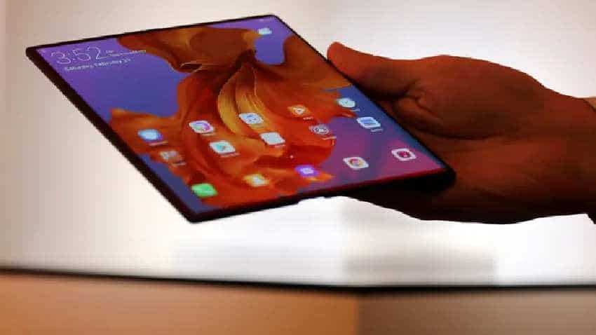 Huawei Mate X: Company clears air on availability of the foldable phone in India