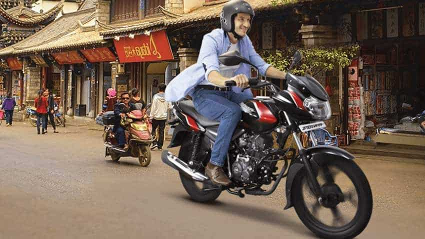 Book Bajaj Discover 110 CBS 2019 in just Rs 1000 -Check price, specs, other details