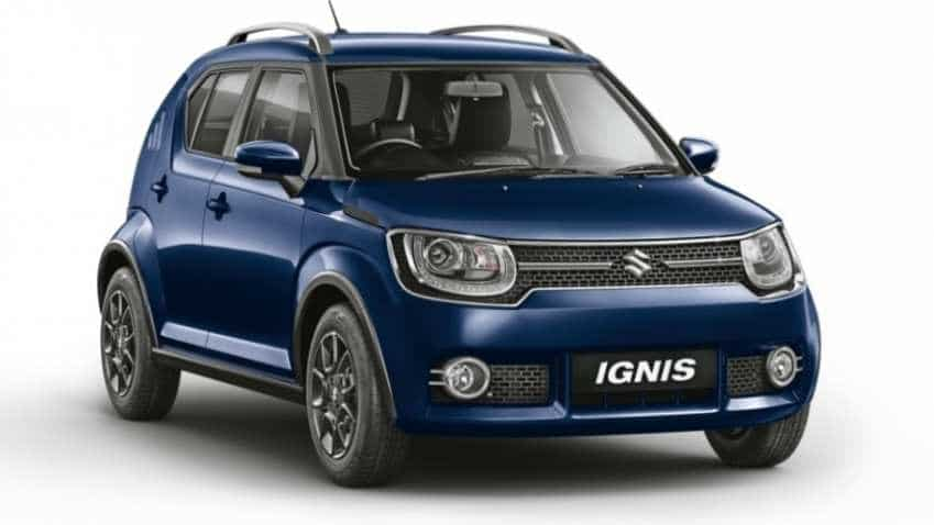 Makeover! New Maruti Suzuki IGNIS 2019 launched with enhanced features - Check price, specs