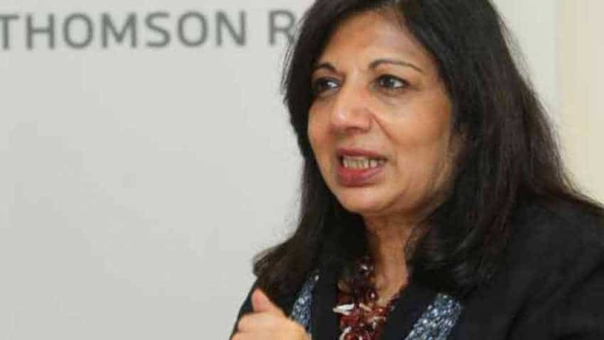 Infosys: Kiran Mazumdar-Shaw sold 1,600 shares without pre-clearance