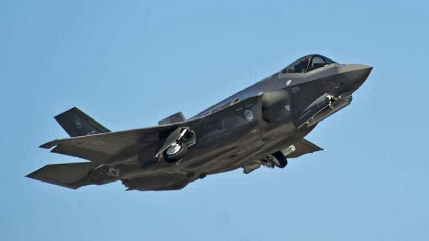 Singapore plans to buy four F-35 jets, with option to buy 8 more