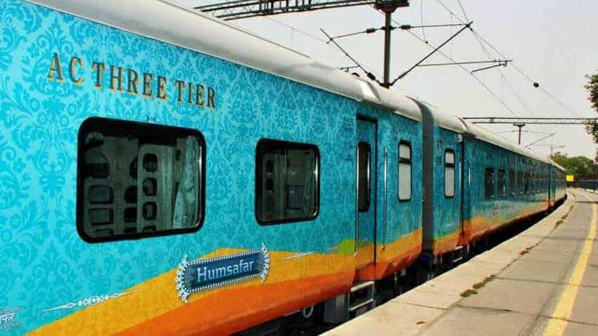 Indian Railways: Bihar gets second Humsafar Express, to run between Patna and Bengaluru - What passengers should know