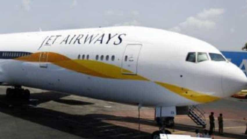 Jet Airways removes 2 more planes from ops,21 on ground so far