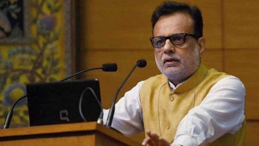 Former Finance Secretary Hasmukh Adhia appointed Bank of Baroda's non-executive chairman