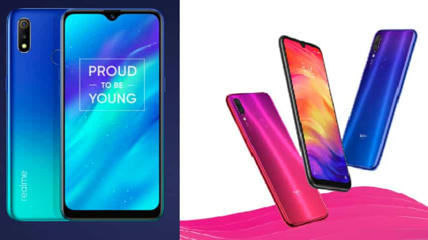 Redmi Note 7 Vs Realme 3: Specifications, Price, Features compared.