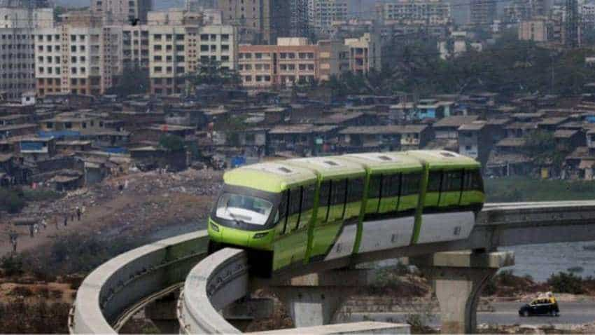 Mumbai Monorail delayed by an hour on day 1 itself due to glitch