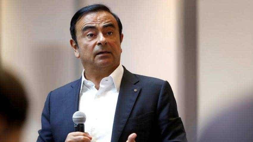 Japan court grants ex-Nissan chief Carlos Ghosn $9 million bail.